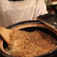 京都駅から徒歩5分!「おばんざい 御中(みなか)」で女将さんがつくる土鍋ごはんを3杯おかわり!