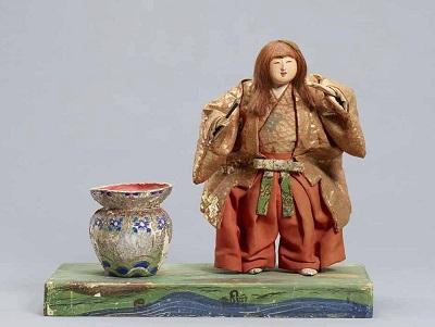 京都国立博物館  特集展示 雛まつりと人形
