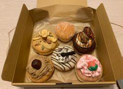【TWO SEVEN O DONUTS】 インスタ映え!可愛く美味しいドーナツがいただける 名所 北野天満宮近くのお店に行ってきた!