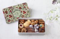【さらさ焼菓子工房/SARASAクッキー】おいしさの真ん中には心地よさがある!京都のアメリカンなクッキー缶