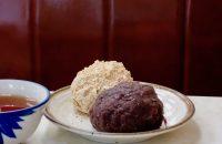 深草のあんこに誘われて~【力餅食堂のおはぎ】あんころ餅がルーツ?京の大衆食堂であんこパワーを注入せよ