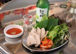 K-POPでにぎやかに カラダもココロも元気になるよ! 今出川室町の韓国居酒屋『ポッコポチャ』!