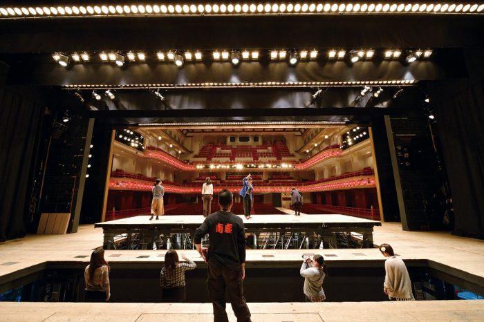 南座 春の舞台体験ツアー