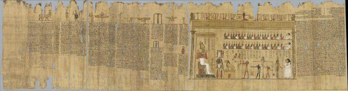 京都市京セラ美術館 国立ベルリン・エジプト博物館所蔵  古代エジプト展 天地創造の神話