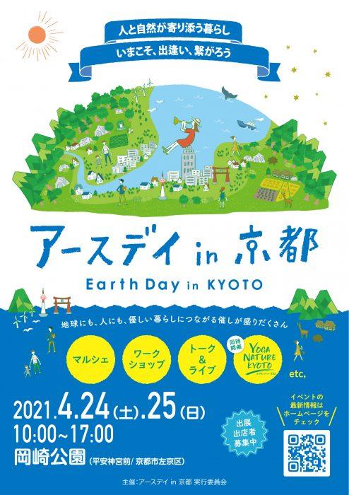 アースデイ in 京都 2021