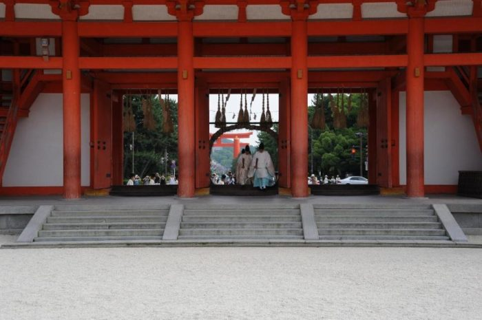 平安神宮 大祓式