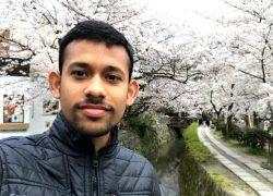 【YOUは何しに京都へ?】インド人のヴィナヤックさん