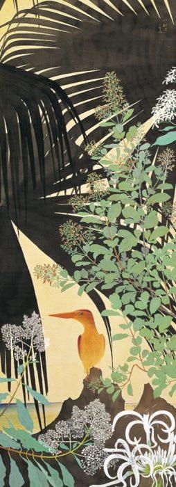 美術館「えき」KYOTO 田中一村展 奄美へとつづく道