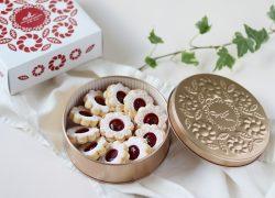 【マールブランシュ】 まるでお嬢様!乙女心をくすぐる京都北山本店限定のクッキー缶