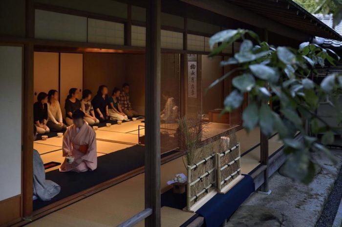 高台寺 「秋の夜の観月茶会」