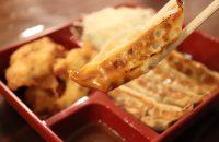 【E-TOKO深草 テイクアウトマーケット】京都・伏見の食材と、愛が詰まった「伏見餃子弁当」が美味しかった~!