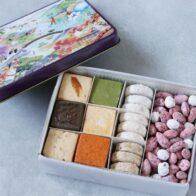【京都 紫野 FUKUNAGA】 京都の美味を召し上がれ!「京都らしさ」をぎゅっと閉じ込めたクッキー缶