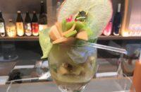 【ホテルエルシエント京都】で井筒八ッ橋本舗とのコラボによる「生八ッ橋パフェ」を食べてきた!