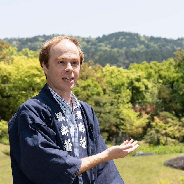【中止】マイケルさんの英語で日本庭園!サロン~8月26日(木)