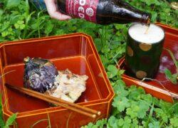 第11回〈白露のおつまみ〉 「賀茂なす田楽 いちじくのソース」でクラフトビールを
